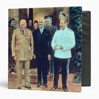President Truman and Joseph Stalin Binder