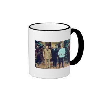 President Truman and Joseph Stalin Ringer Mug