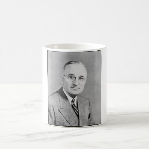 President Truman Mug