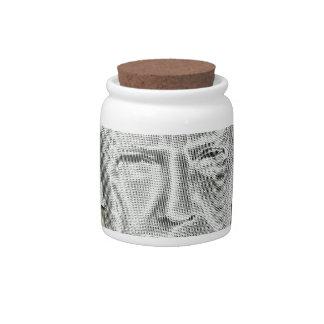 President Trump Dollar Candy Jar