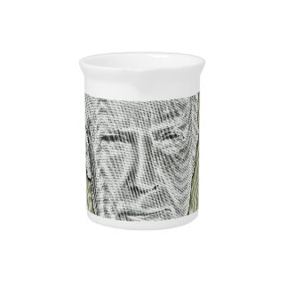 President Trump Dollar Drink Pitcher