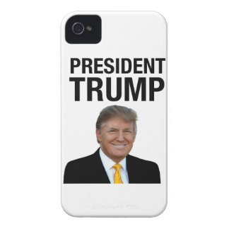 President Trump iPhone 4 Case