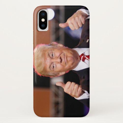 President Trump iPhone Case Phone Case