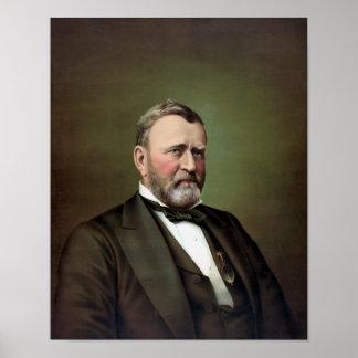 President Ulysses Grant Poster