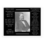 President Ulysses S Grant Postcard