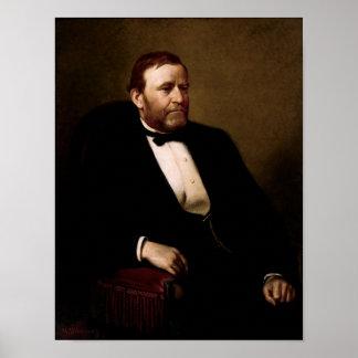 President Ulysses S. Grant Print