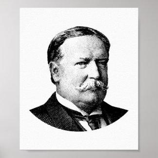 President William Howard Taft Poster