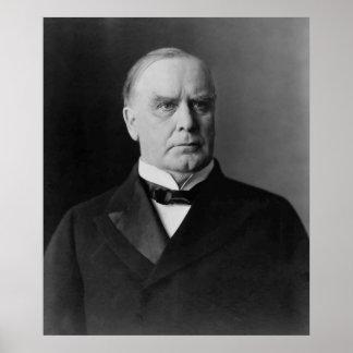 President William McKinley -- Border Print