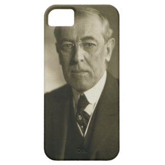 President Woodrow Wilson Portrait 1919 iPhone 5 Cases