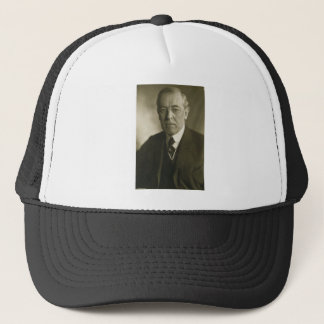 President Woodrow Wilson Portrait 1919 Trucker Hat