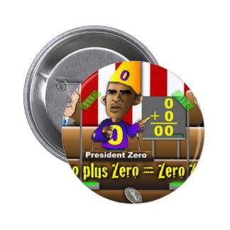 President Zero Button