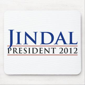 Presidente 2012 de Jindal Tapete De Ratones