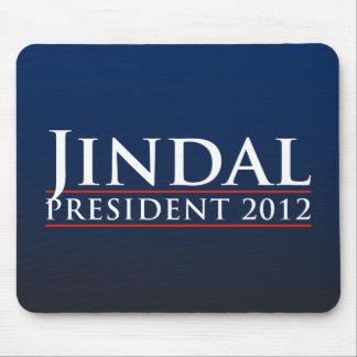 Presidente 2012 de Jindal Mousepads