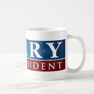 Presidente 2012 de las tazas y de las tazas de Ric
