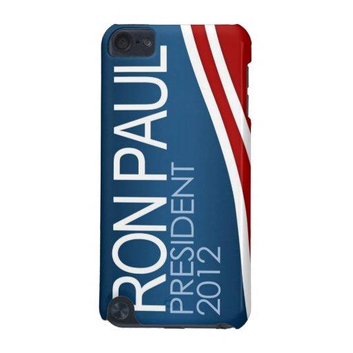 Presidente 2012 de Ron Paul - caso del tacto de iP