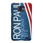 Presidente 2012 de Ron Paul Galaxy S2 Fundas