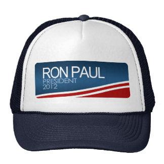 Presidente 2012 de Ron Paul Gorras