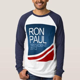 Presidente 2012 de Ron Paul Playera