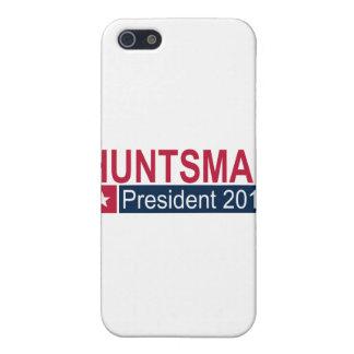 Presidente 2012 del Huntsman de Jon iPhone 5 Cobertura