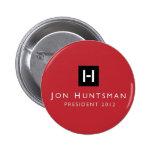 Presidente 2012 del Huntsman de Jon Pin