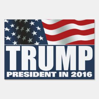 Presidente 2016 de Donald Trump Cartel