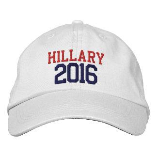 Presidente 2016 de Hillary Clinton Gorra De Béisbol
