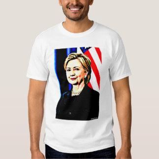 Presidente 2016 de Hillary Clinton Playera