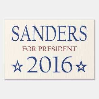 Presidente 2016 de las chorreadoras de Bernie del Letreros