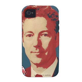 PRESIDENTE 2016 DE PAUL DEL RAND iPhone 4/4S FUNDAS