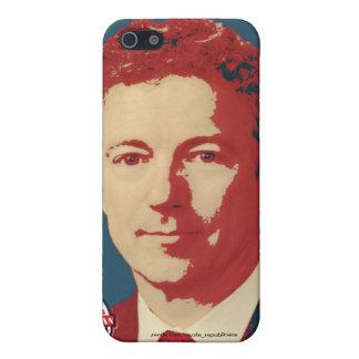 PRESIDENTE 2016 DE PAUL DEL RAND iPhone 5 CARCASA