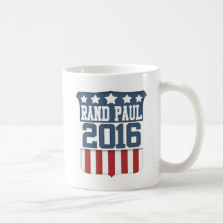 Presidente 2016 de Paul del rand Taza