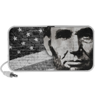 Presidente Abraham Lincoln iPhone Altavoces
