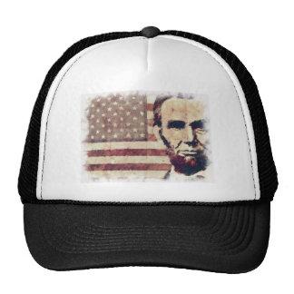 Presidente Abraham Lincoln del patriota Gorros