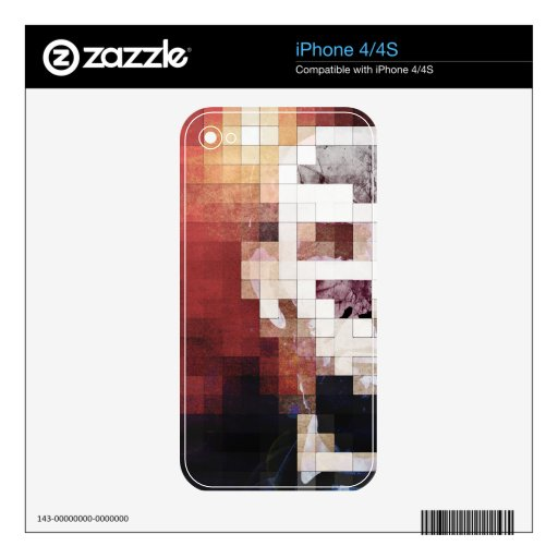 Presidente Abraham Lincoln Skins Para iPhone 4