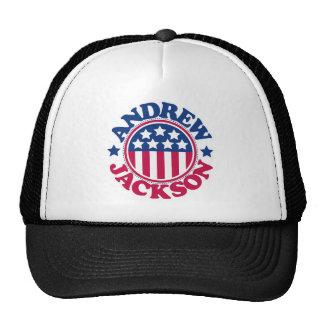 Presidente Andrew Jackson de los E.E.U.U. Gorro