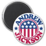 Presidente Andrew Jackson de los E.E.U.U. Imán De Nevera
