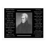 Presidente Andrew Jackson Tarjetas Postales