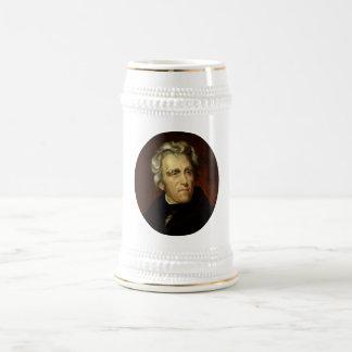 Presidente Andrew Jackson Tazas De Café
