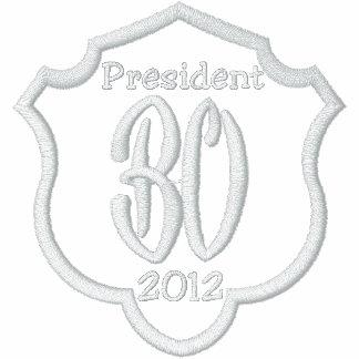 Presidente Barack Obama (BO) 2012, paño grueso y s Chaqueta