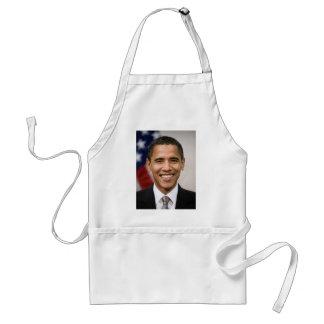 Presidente Barack Obama Delantales