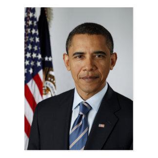 Presidente Barack Obama en 2009 Tarjetas Postales