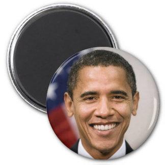 Presidente Barack Obama Iman De Frigorífico