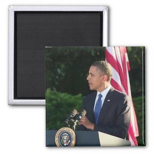 Presidente Barack Obama Imán De Frigorífico