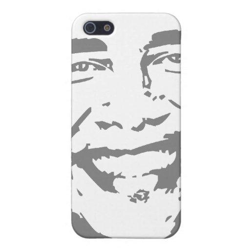 Presidente Barack Obama iPhone 5 Cárcasas