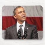 Presidente Barack Obama Mousepad Alfombrilla De Raton