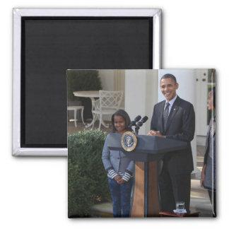 Presidente Barack Obama pardons Imán Cuadrado