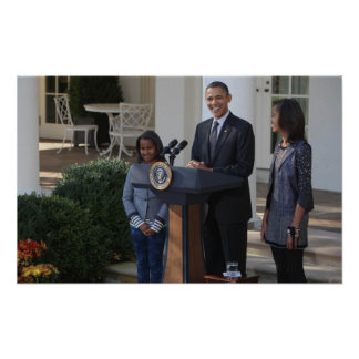 Presidente Barack Obama pardons Póster