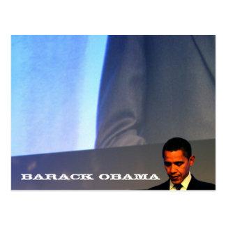 Presidente Barack Obama - personalizable Tarjetas Postales