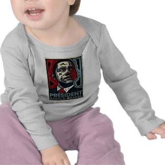 Presidente Barack Obama Camisetas