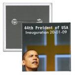 Presidente Barack Obama por Africankoko Pins
